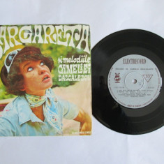 VINIL E.P. MARGARETA PISLARU SI MELODIILE CAMELIEI DASCALESCU STARE F.BUNA - Muzica Pop Altele