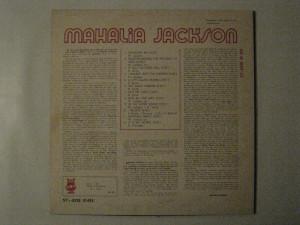 Disc vinyl LP - Mahalia Jackson