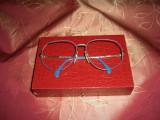 Rama ochelari Silhouette, vintage, retro, Unisex, Metal
