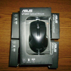 Asus UT203 Optical Mouse, USB, 1000-2000