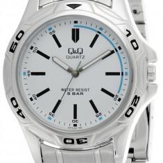 Ceas Q&Q Q472-201y ceas barbatesc NOU - CADOU IDEAL, Mecanic-Manual