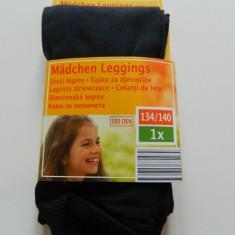 Dress, ciorapi, colanti, leggins, 100 DEN, termo, negri, 8-10 ani, 134-140 cm - Ciorapi Copii
