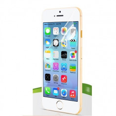 Folie protectie telefon PREMIUM, transparenta LUCIOASA, HOCO - IPHONE 6 / 6S - Folie de protectie Apple