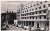 CARTE POSTALA BAILE GOVORA Hotel Balneara                  Circulata 1937, timbrele lipsa