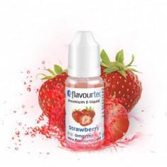 Lichid cu aroma Căpșuni 10ml Flavourtec - Lichid tigara electronica