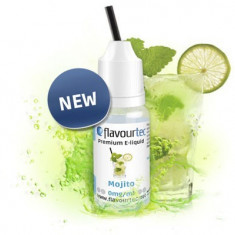 Lichid cu aroma Mojito 10ml Flavourtec - Lichid tigara electronica