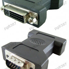 Adaptor DVI mama - VGA tata - 126922