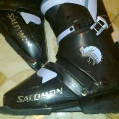Clapari marca Solomon si Nordica si Ski-uri marca Fischer