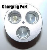 Suport aluminiu cu incarcare usb