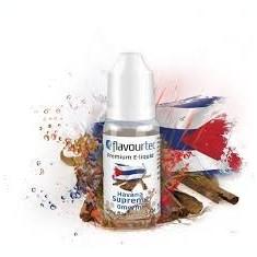 Havana Supreme Aroma Tabac 10ml Flavourtec - Lichid tigara electronica