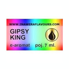 E-FLAVOUR TABACCO - Gipsy King - 7ml - Lichid tigara electronica