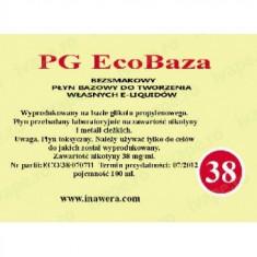 Inawera - PG EcoBaza 36 mg - 100 ml - Lichid tigara electronica