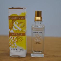 FLEUR D'OR ACACIA de L'OCCITANE / EDT 75 ML - Parfum femeie, Apa de toaleta