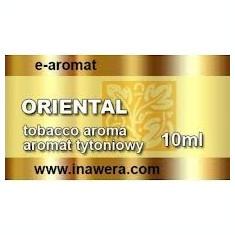 E-FLAVOUR Tabacco - Oriental - 10ml - Lichid tigara electronica