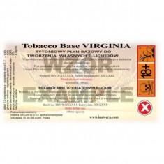 Baza VBT - Virginia Baza Tutun 18mg - 100ml - Lichid tigara electronica