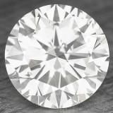 DIAMANT NATURAL ALB-certificat de autenticitate-0,172ct.-3,60 mm diametru-superb