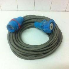 Prelungitor de 20 metri la 380 volti - Cablu si prelungitor