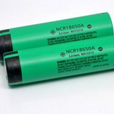 Acumulator Panasonic NCR18650A 3100mAh flat top fara PCB