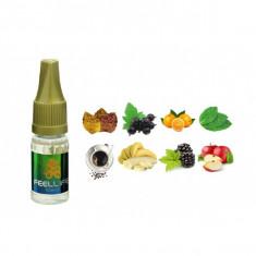 Lichid Feellife cu aroma Dark tabac 10ml - Lichid tigara electronica