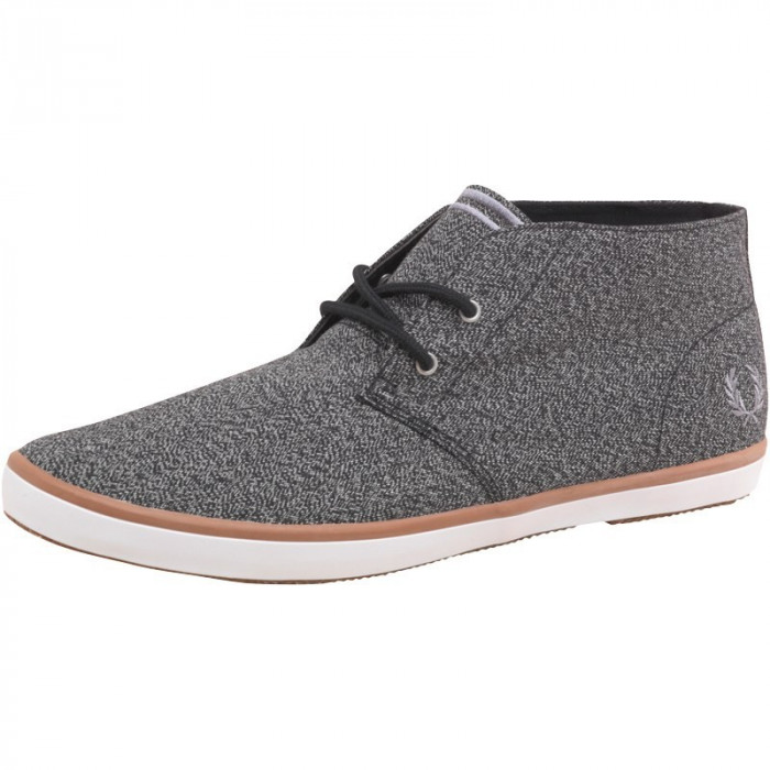 Tenisi Fred Perry Mens Byron Mid Twisted Chambray marimea 40