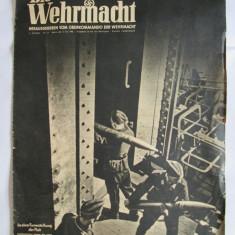 RARA! REVISTA WEHRMACHT NR.12 DIN 3 IUNIE 1942