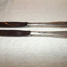 CUTITE VECHI - 2 BUC - Argint