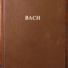 PVM - BACH diverse partituri (Sonatele I / III; Partita II / III) limba franceza - Partitura