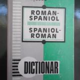 Micaela Ghitescu - Dictionar roman - spaniol / spaniol - roman