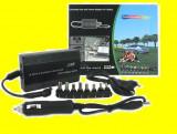 Incarcator laptop universal priza  & AUTO Asus hp Dell Samsung Acer etc