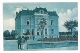 941 - Arges, PITESTI, Primaria - old postcard - used - 1916