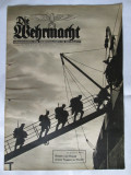 RARA! REVISTA WEHRMACHT NR.9 DIN 24 APRILIE 1940