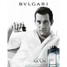 Parfum barbati Bvlgari - Man - 60 ml, Apa de toaleta, Lemnos oriental