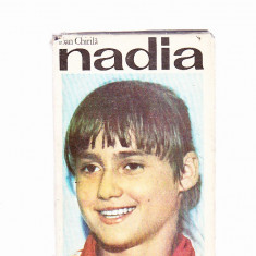 IOAN CHIRILA -NADIA - Carte sport