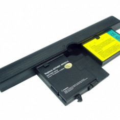 Acumulator IBM Thinkpad X60 Tablet PC 2600 mAH - Baterie laptop