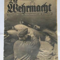 RARA! REVISTA WEHRMACHT NR.10 DIN 8 MAI 1940