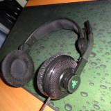 Casti Razer Carcharias Gaming Headset - Casca PC Razer, Casti cu microfon, USB