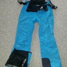 Pantaloni ski HEAd barbati albasatru marime S / 48 - folosit - Echipament ski