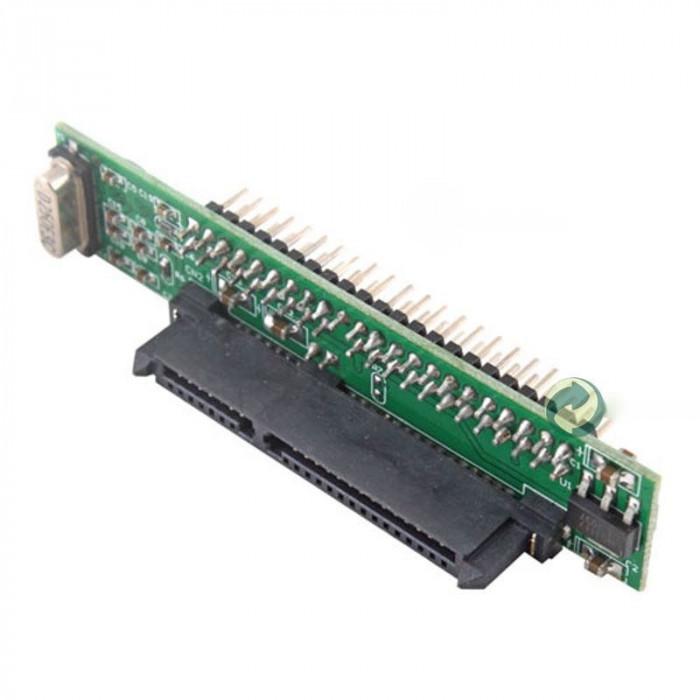 """Adaptor SATA la IDE 44 pini, 2,5"""" pentru laptop"""