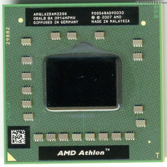 PROCESOR LAPTOP AMD ATHLON X2 2X 2GHZ/1MB AMQL62DAM22GG SKT S1