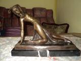 Cumpara ieftin sculptura semnata Chiparus Demetru
