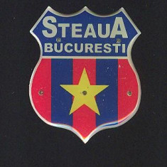 STEAUA BUCURESTI*ECUSON - Insigna fotbal