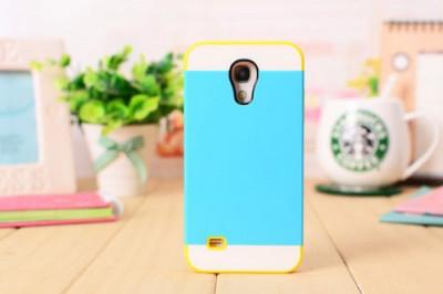 Husa hibrid plastic silicon  Samsung Galaxy s4 i9500 i9505 + folie ecran foto