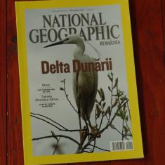 Revista National Geographic Romania - Decembrie 2009 - 120 pagini