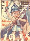 Revista Universul copiilor anul 1935 numarul 1
