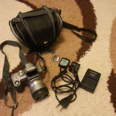 Aparat foto Panasonic DMC - FZ8 - Aparat Foto compact Panasonic