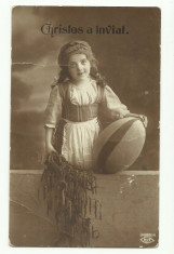 Paste 1925, circulata foto