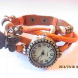Ceas Vintage dama cu pandativ - cp9 - Ceas dama, Piele ecologica, Analog