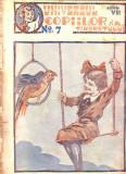 Revista Universul copiilor si al tineretului anul 1932 numarul 7