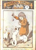 Revista Universul copiilor si al tineretului anul 1933 numarul 9