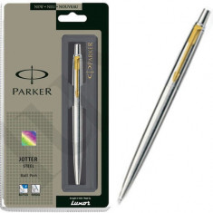Pix PARKER JOTTER - Otel Inoxidabil GT Ball Pen